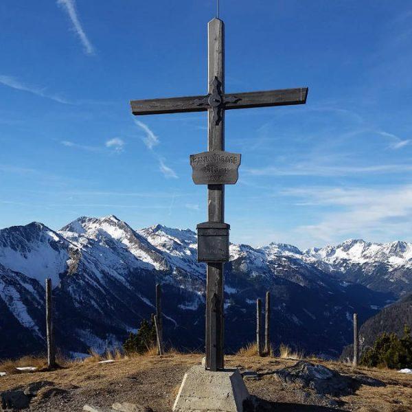 Gipfelkreuz Fanningberg