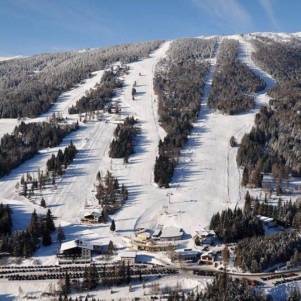 Fanningberg Skigebiet in der Nähe vom Moserhof